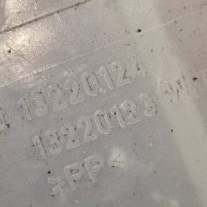 Opel Insignia A kiegyenlítő tartály