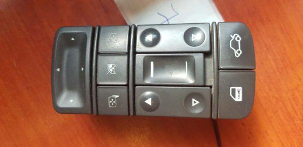 Opel Signum, Vectra C ablakemelő és tükörállító kapcsoló