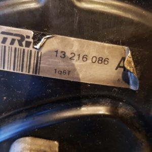 Opel Astra H fékrásegítő
