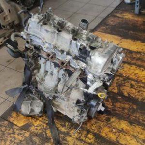 Lexus IS II, Toyota Avensis, Toyota Corolla, Toyota Auris, Toyota RAV 4 motor, fűzött blokk hengerfejjel