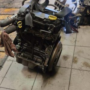 Opel Corsa C, Agila A motor, fűzött blokk hengerfejjel