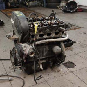 Opel Astra H motor, fűzött blokk hengerfejjel