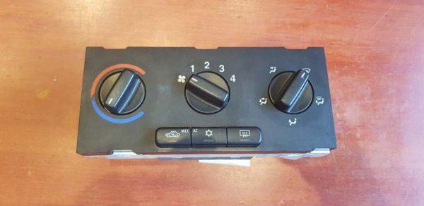 Opel Astra G, Zafira A fűtés / hűtés kapcsoló modul / klíma vezérlő panel