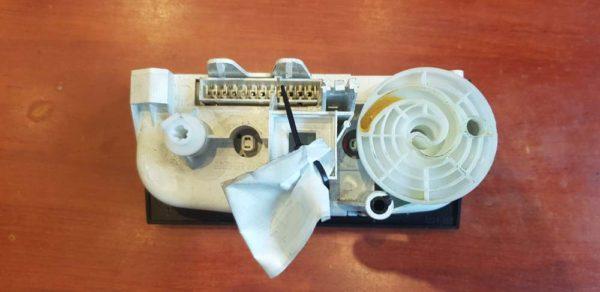 Opel Meriva A fűtés / hűtés kapcsoló modul / klíma vezérlő panel