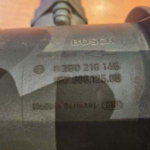 Porsche Boxster légtömegmérő