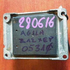 Opel Agila A, Corsa C motorvezérlő egység