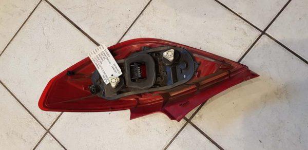 Opel Corsa D bal hátsó lámpa