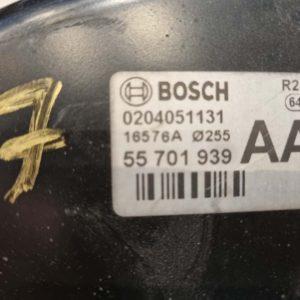 Opel Corsa D fékrásegítő