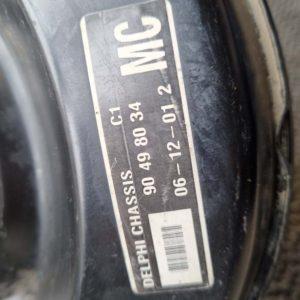 Opel Astra G fékrásegítő