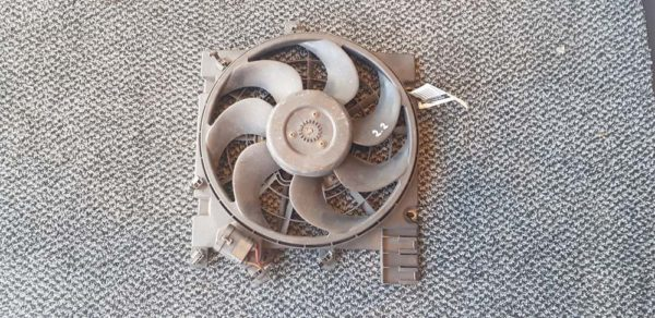 Opel Astra H, Zafira B klímahűtő ventilátor