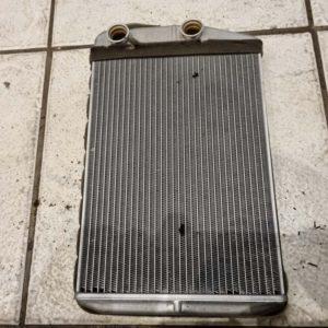 Fiat Ducato dobozos fűtőradiátor