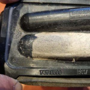 Opel Vivaro dobozos fűtőradiátor