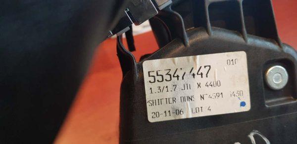 Opel Corsa D váltókar – manuális