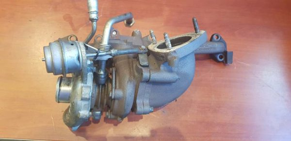 Opel Signum, Vectra C turbófeltöltő