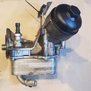 Opel Astra H, Astra J, Corsa D, Meriva A, Meriva B, Mokka, Zafira B olajszűrőház olajhűtővel