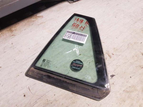 Opel Insignia A bal hátsó ajtó fix üveg