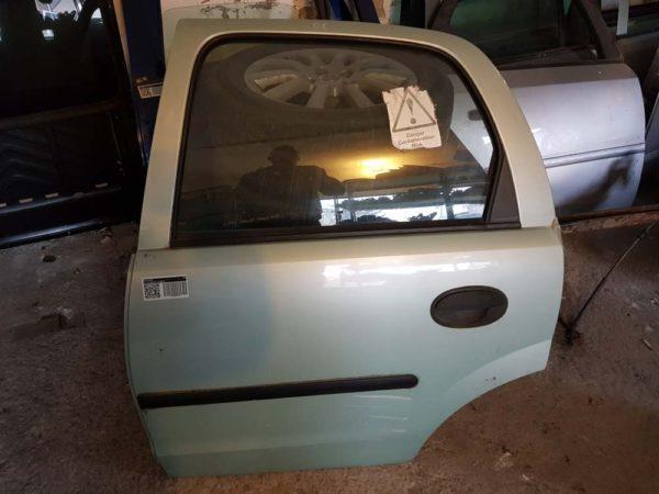 Opel Corsa C bal hátsó ajtó