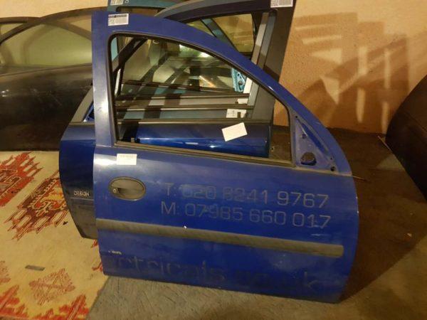 Opel Combo C jobb első ajtó