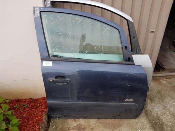 Opel Zafira B jobb első ajtó
