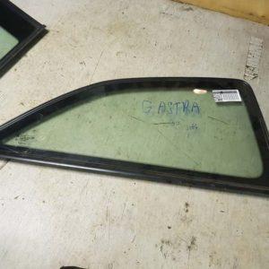 Opel Astra G fix üveg karosszéria jobb hátsó